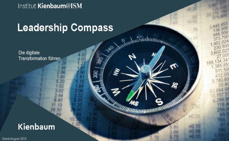 Leadership Compass POV Cover